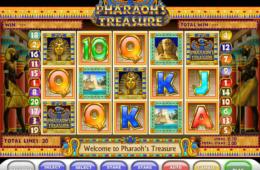 Бесплатный онлайн слот Pharaoh's Treasure