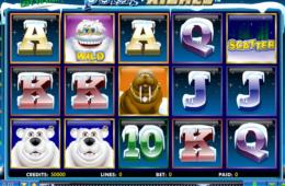 Изображение бесплатного онлайн казино игровой автомат Polar Riches