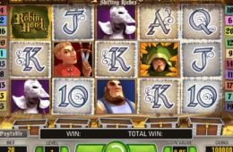 изображение слота Robin Hood играть онлайн бесплатно