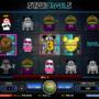 Скрин игрового автомата Star Bars играть бесплатно онлайн