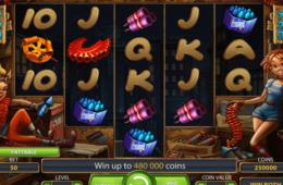 изображение игрового автомата Wild Rockets онлайн бесплатно