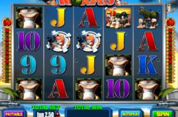 Без регистрации играть онлайн игровой автомат Worms