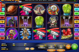 Изображение игровой автомат Space Tale играть бесплатно онлайн
