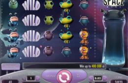 Бесплатный игровой автомат онлайн Space Wars