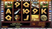Бесплатный онлайн игровой автомат Sparta