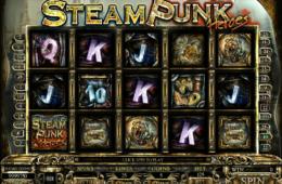 Бесплатный онлайн игровой автомат Steam Punk Heroes