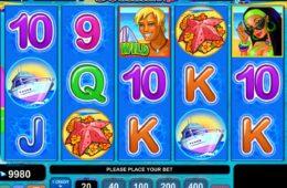 Картинка - Summer Bliss онлайн игровой автомат на деньги