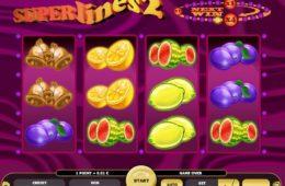 Superlines 2 бесплатный игровой автомат онлайн