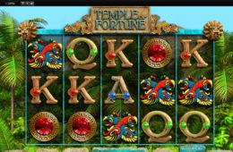 Бесплатный онлайн игровой автомат Temple of Fortune