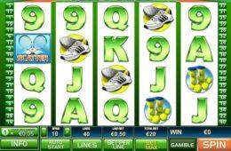 Игровой автомат онлайн Tennis Stars без депозита