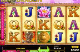 Thai Dragon бесплатный онлайн игровой слот