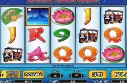 Бесплатный онлайн игровой автомат Thai Sunrise