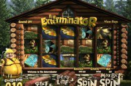 игровой автомат казино The Exterminator играть онлайн бесплатно