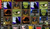 Бесплатный онлайн игровой автомат казино The Ghouls