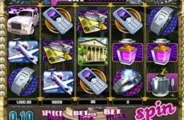 играть бесплатный слот онлайн The Glam Life