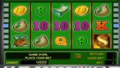 Бесплатный игровой аппарат The Money Game онлайн