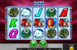 Азартная игра Thunder Storm играть онлайн бесплатно