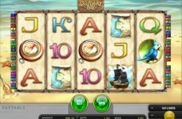 Бесплатный игровой автомат онлайн Treasure Bay