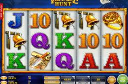 Treasure Hunt бесплатный онлайн игровой автомат