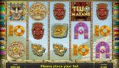 Casino игровой автомат Two Mayans без депозита