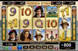 Игровой автомат онлайн бесплатно без депозита Venezia D´oro