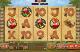 Бесплатный онлайн игровой автомат Viking Mania