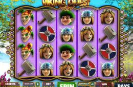 Бесплатный онлайн игровой автомат Viking Quest