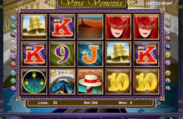 Бесплатный онлайн игровой автомат  Viva Venezia