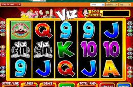 Азартный игровой автомат играть онлайн на деньги Viz