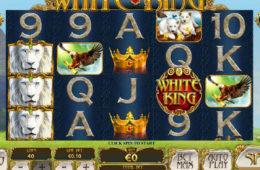 Бесплатный онлайн игровой автомат White King