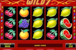 изображение игрового автомата Wild 7 онлайн бесплатно без регистрации