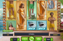 Бесплатный онлайн игровой автомат Wild Water