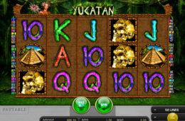 Однорукий бандит Yucatan казино онлайн бесплатно