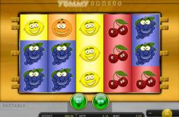 Бесплатный онлайн игровой автомат Yummi Fruits изображение