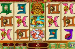 Бесплатный онлайн игровой автомат  Zhaon Cai Jin Bao