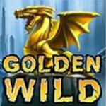 Золотой Дикий Символ из бесплатного игрового автомата для казино Dragon Island