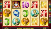 Игровой автомат казино онлайн King's Treasure