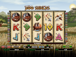pic of slot 300 shields online free