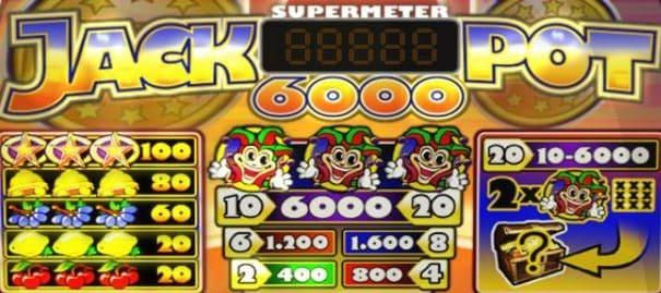 Jackpot 6000 Free Slots