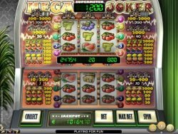 Mega Joker online free slot game