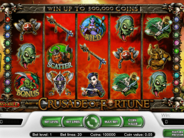 Img of Crusade of fortune free online