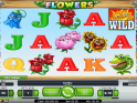 Image of the slot Flowers - free and online