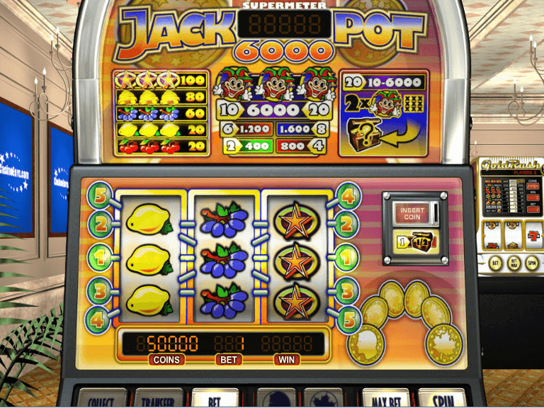 Online Jackpot Real Money