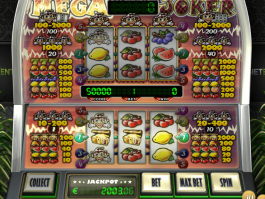 picture of free online slot Mega Joker