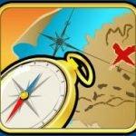 Online free casino game Desert Treasure - bonus symbol