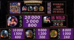 Joc online de cazino Lucky Witch