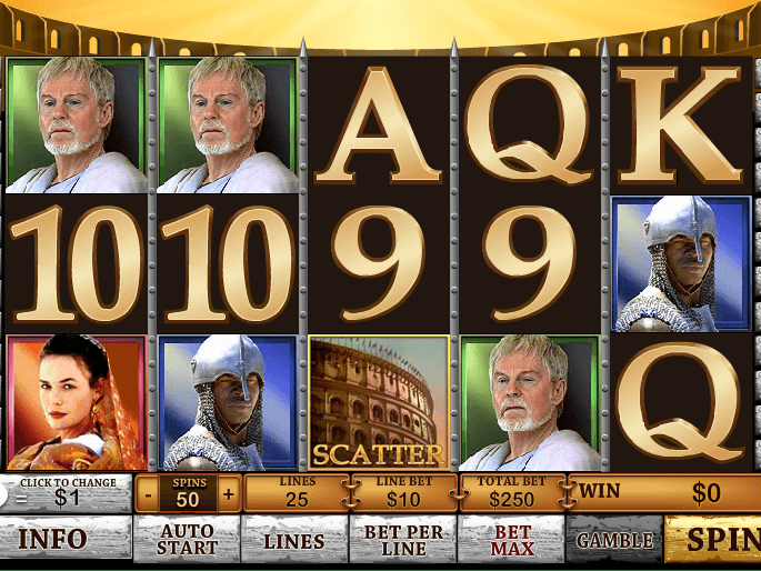 Slot Free Gladiator