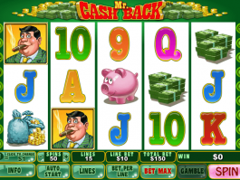 picture of slot Mr. Cashback free online