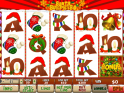 picture of online free slot Santa Surprise