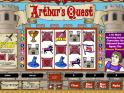 picture of slot Arthur´s Quest free online